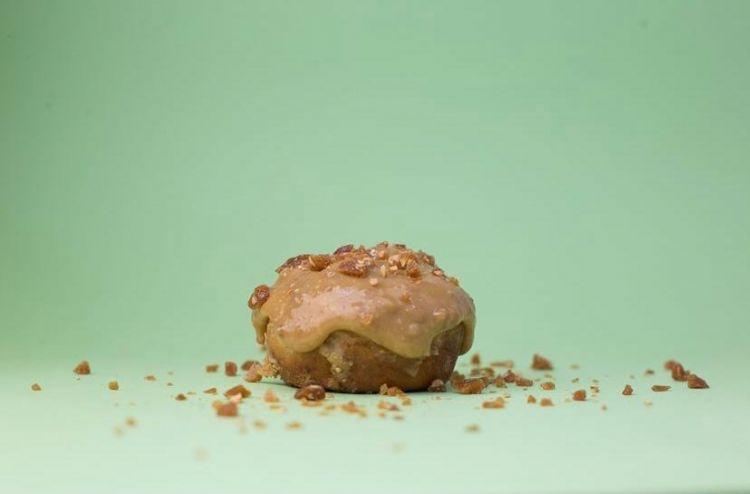 Cinnamon Doce de Leite com Crocante